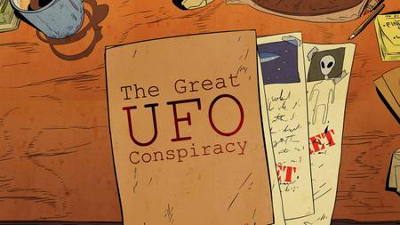 The Great UFO Conspiracy (2015)