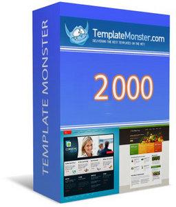 Template Monster Pack 2000 - 3000