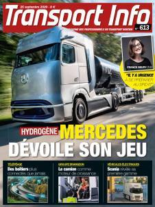 Transport Info - 25 Septembre 2020