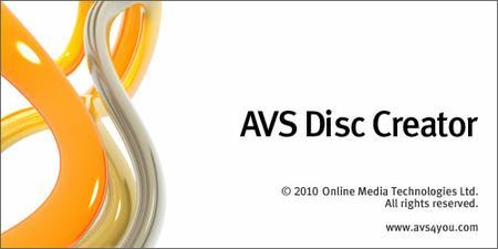 AVS Disc Creator 5.2.8.542 Portable