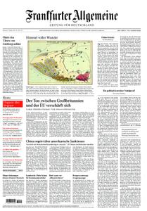 Frankfurter Allgemeine Zeitung F.A.Z. mit Rhein-Main Zeitung - 09. Oktober 2019