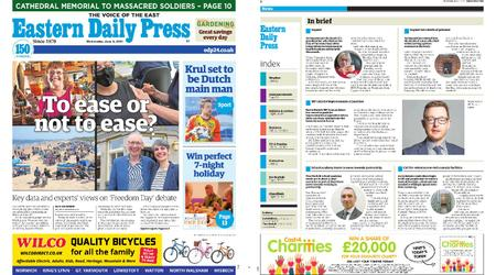 Eastern Daily Press – June 02, 2021