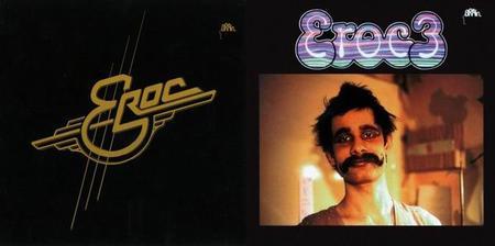 Eroc - 2 Studio Albums (1975-1979) [Reissue 2005] (Repost)