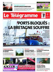 Le Télégramme Guingamp – 18 janvier 2020