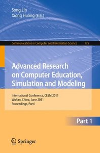 Advanced Research on Computer Education, Simulation and Modeling (repost)