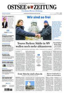 Ostsee Zeitung Wolgast - 06. Februar 2018
