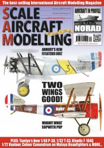 Scale Aircraft Modelling - Volume 41 Issue 11 - January 2020