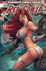 Red Sonja 1973 2015 Digital Exclusive Edition