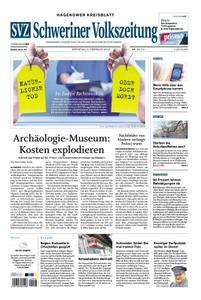 Schweriner Volkszeitung Hagenower Kreisblatt - 05. Februar 2019
