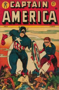 Captain America Comics 057 (Timely 1946)