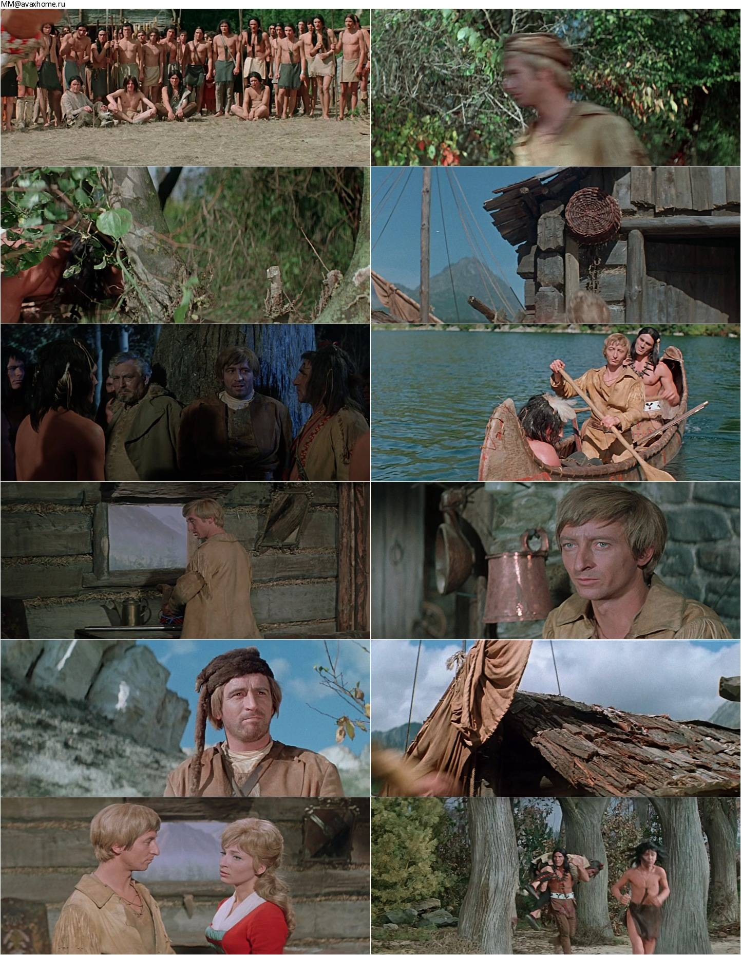 Chingachgook, The Great Snake (1967) Chingachgook, die grosse Schlange