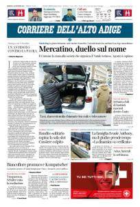 Corriere dell'Alto Adige - 10 Dicembre 2017