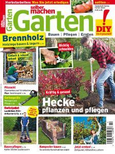 Selber machen Garten – September 2020