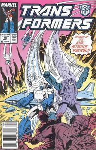 Transformers Issue #56 Vol. 1