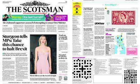 The Scotsman – January 15, 2019