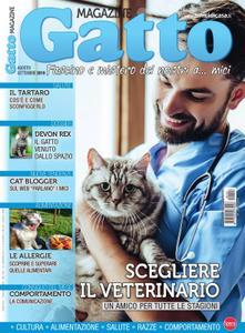 Gatto Magazine – agosto 2019
