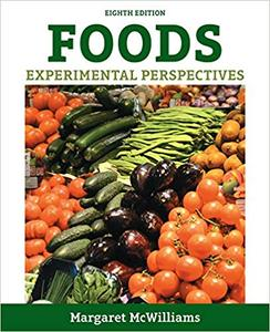 Foods Experimental Perspectives