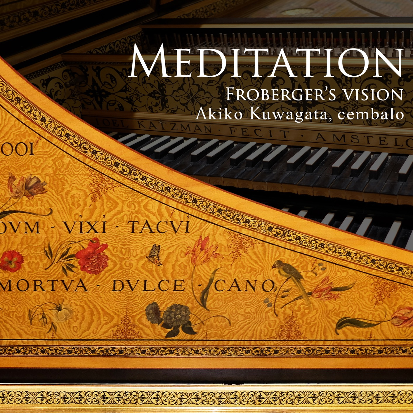 Akiko Kuwagata - Meditation: Froberger's Vision (2018) [Official Digital Download 24/192]