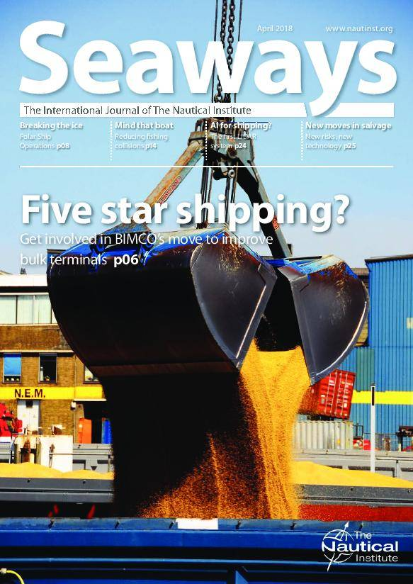 Seaways – April 2018
