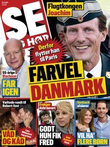 SE og HØR – 06. februar 2019