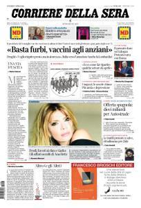 Corriere della Sera - 9 Aprile 2021
