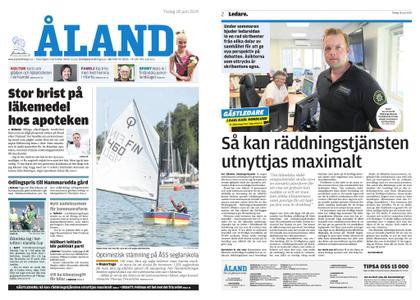 Ålandstidningen – 18 juni 2019