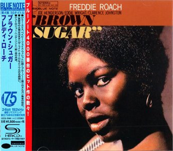Freddie Roach - Brown Sugar (1964) {2014 Japan SHM-CD Blue Note 24-192 Remaster UCCQ-5046}