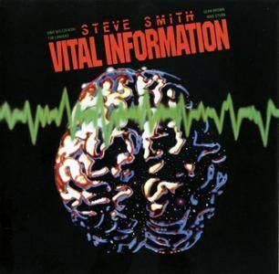 Vital Information - Vital Information (1983) {Wounded Bird}