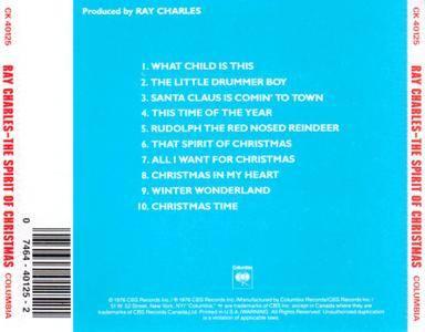 Ray Charles That Spirit Of Christmas.Ray Charles The Spirit Of Christmas 1985 Re Up Avaxhome