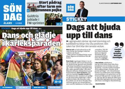 Ålandstidningen – 01 september 2019