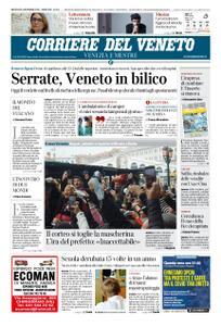 Corriere del Veneto Venezia e Mestre – 04 novembre 2020