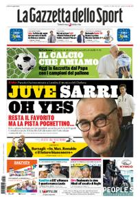 La Gazzetta dello Sport Sicilia – 24 maggio 2019