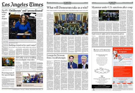 Los Angeles Times – February 11, 2021