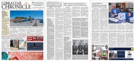 Gibraltar Chronicle – 07 July 2021