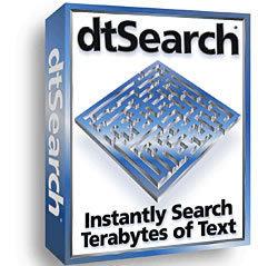 DtSearch Engine Developer 7.61.7761