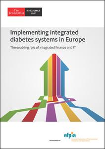 The Economist (Intelligence Unit) - Implementing integrated diabetes systems in Europe (2020)