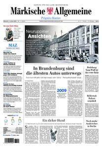 Märkische Allgemeine Prignitz Kurier - 03. Januar 2018