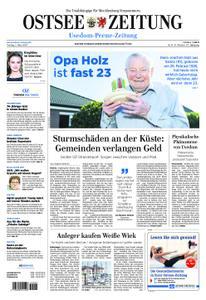 Ostsee Zeitung Wolgast - 01. März 2019