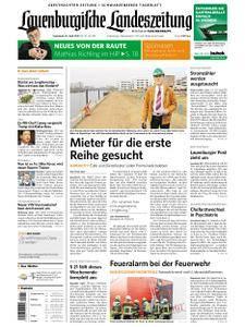 Lauenburgische Landeszeitung - 14. April 2018