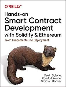 Hands-On Smart Contract Development with Solidity and Ethereum [Early Release]