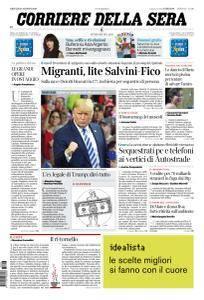 Corriere della Sera - 23 Agosto 2018