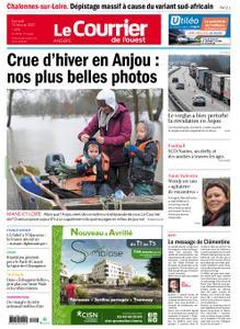 Le Courrier de l'Ouest Angers – 13 février 2021