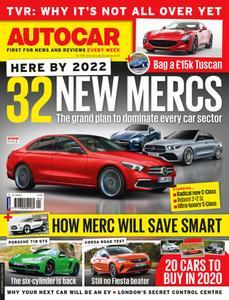 Autocar UK - 22 January 2020