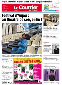 Le Courrier de l'Ouest Angers – 08 juin 2021