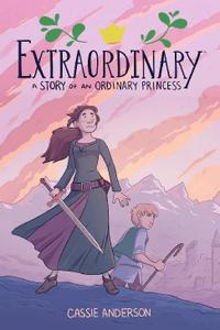 Dark Horse-Extraordinary A Story Of An Ordinary Princess 2019 Hybrid Comic eBook