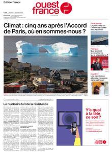 Ouest-France Édition France – 09 décembre 2020