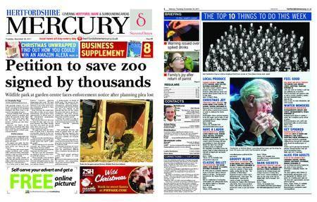 Hertfordshire Mercury – November 23, 2017