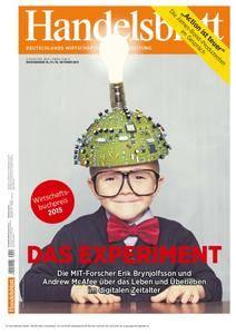 Handelsblatt - 16. Oktober 2015