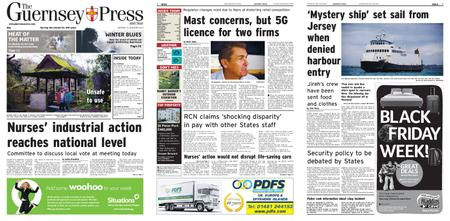 The Guernsey Press – 21 November 2019
