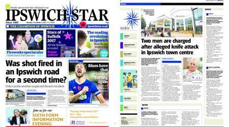 Ipswich Star – November 06, 2017
